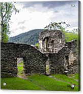 St. John's Episcopal Church Ruins  Harpers Ferry Wv Acrylic Print