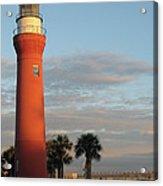 St. Johns River Lighthouse II Acrylic Print