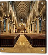 St Joseph Cathedral IIi Acrylic Print