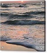St Joseph Pastels Acrylic Print by Adam Jewell