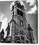 St Josephs Chapel Sailortown Belfast Northern Ireland Uk Acrylic Print