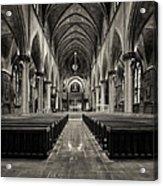 St Joseph's IIi Acrylic Print