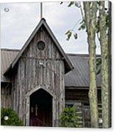 St. Joseph's-on-the-mount Episcopal Church   Acrylic Print