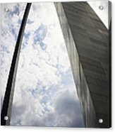 St Louis Arch  Acrylic Print