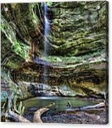 St Louis Canyon Acrylic Print