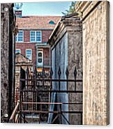 St Louis One And Iberville Acrylic Print