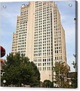 St. Louis Skyscraper Acrylic Print
