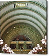 Ornate St. Louis Station Acrylic Print