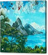 St. Lucia - W. Indies Acrylic Print