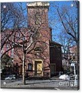 St Luke's Church Acrylic Print