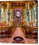 St. Marks Cathedral 1 Acrylic Print