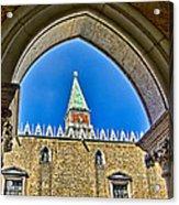 St Marks Tower - Venice Italy Acrylic Print