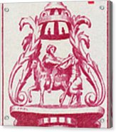 St Martin - Brotherhood Of Stick Acrylic Print