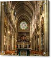 St. Mary Cathedral Basilica Of The Assumption Acrylic Print