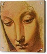St. Mary Acrylic Print