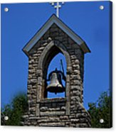 St Mary Magdalene Church Fayetteville Tennessee Acrylic Print