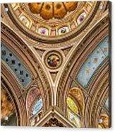 St. Mary Of The Angels Splendor Acrylic Print