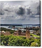 St Mary's Cathedral - Sydney Australia V2 Acrylic Print