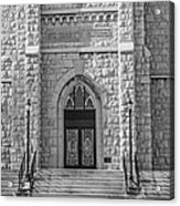 St. Mary's Church - Port Washington 4  Acrylic Print