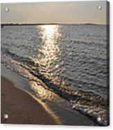 St Marys County Sunrise Acrylic Print