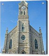 St. Mary's In Port Washington  Acrylic Print