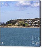 St Mawes Castle Acrylic Print