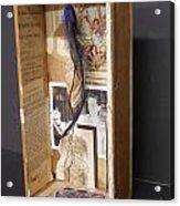 St. Michael Acrylic Print