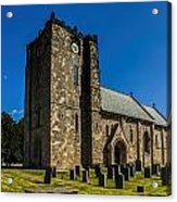 St Michaels And All Angels Church Acrylic Print
