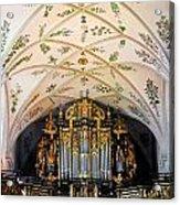 St Michael's Bamberg Acrylic Print