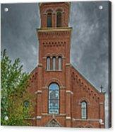 St Micheals Church Acrylic Print