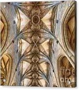 St. Nikolaus Munster Acrylic Print