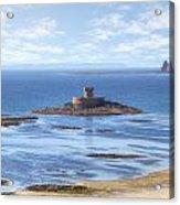 St Ouen's Bay Acrylic Print