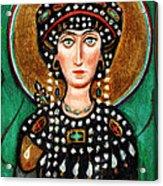 St Patricia Acrylic Print