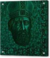 St Patrick Acrylic Print