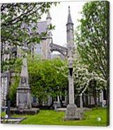 St Patricks Cathedral - Dublin Ireland Acrylic Print