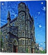 St Patrick's Church Acrylic Print