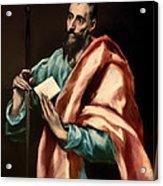 St Paul Acrylic Print