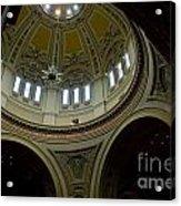 St. Paul's Dome Acrylic Print