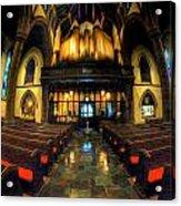 St. Pauls Episcopal Church 01 Acrylic Print
