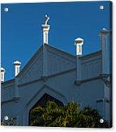 St Paul's In Key West Acrylic Print