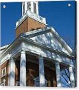 St. Pauls's Memorial Church Charlottesville Acrylic Print