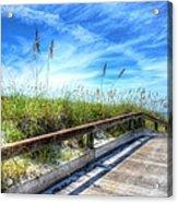 St. Pete Beach Acrylic Print