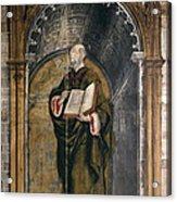 St. Peter Acrylic Print