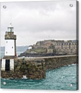 St Peter Port - Guernsey Acrylic Print