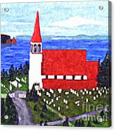 St. Philip's Church Acrylic Print