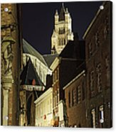 St Saviour Cathedral  Acrylic Print