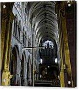 St. Severin Church In Paris France Acrylic Print