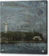 St. Simons Island Lighthouse Acrylic Print