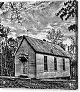 St Stephen's Church Acrylic Print
