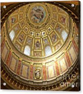 St. Stephen's Dome Acrylic Print